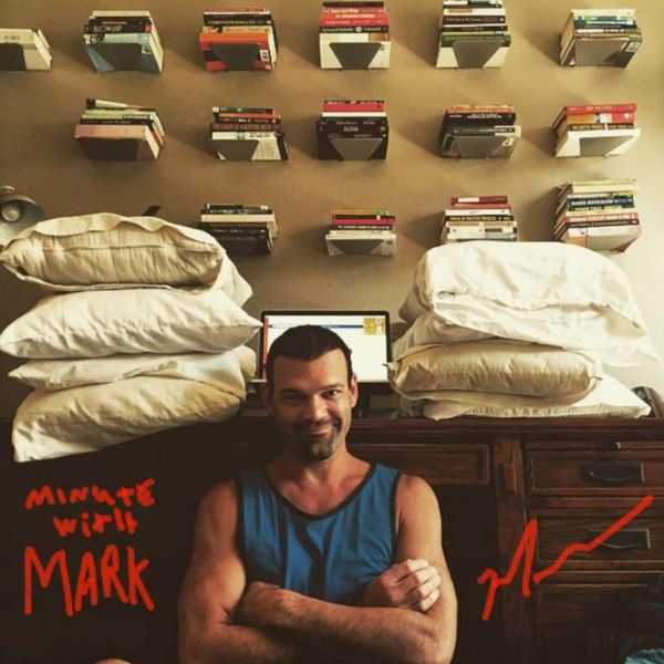 Minute with Mark Podcast Artwork Image