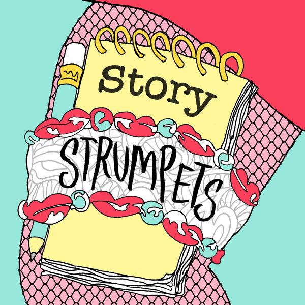 Story Strumpets Podcast Artwork Image