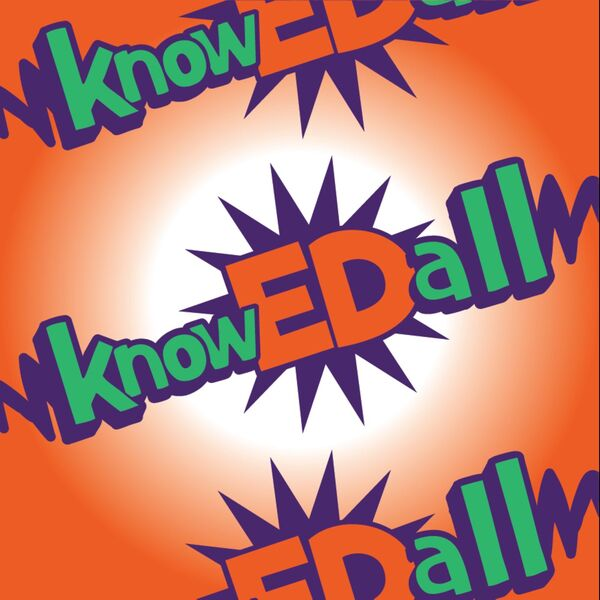 Know ED All  Podcast Artwork Image