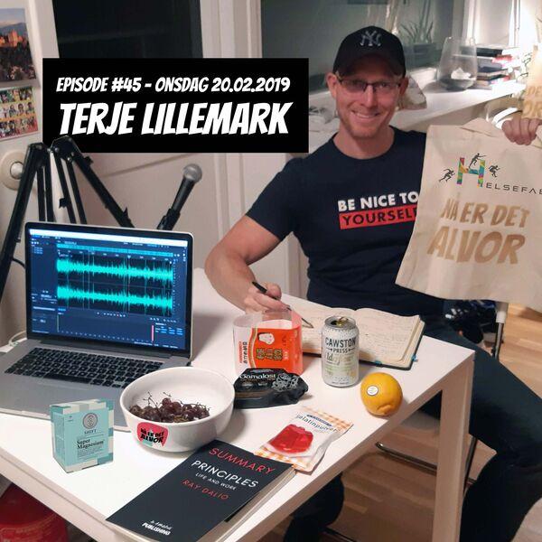 NÅ ER DET ALVOR Podcast Artwork Image