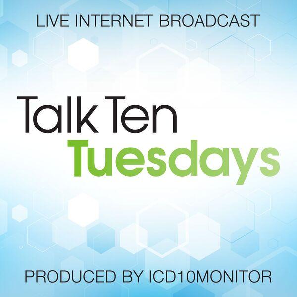 Talk Ten Tuesdays Podcast Artwork Image