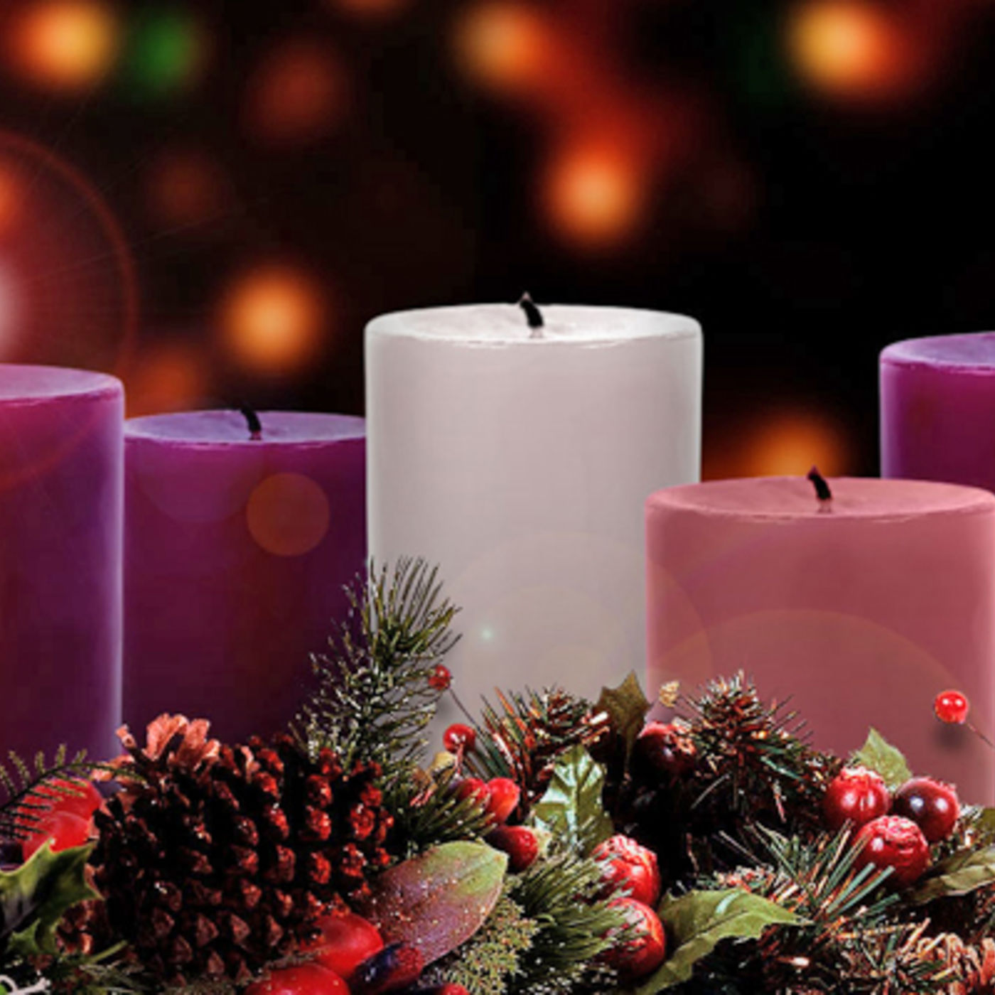 Evening Service 2nd December 2018, Pause for Advent