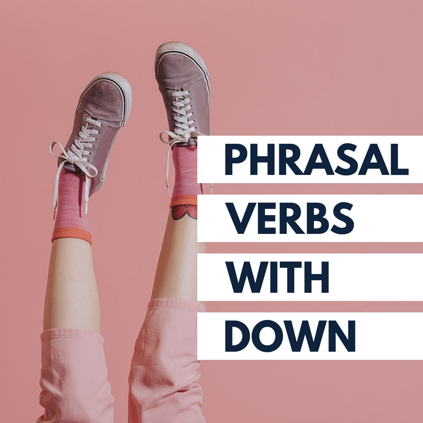 Speak Better English with Harry | English Phrasal Verbs with DOWN