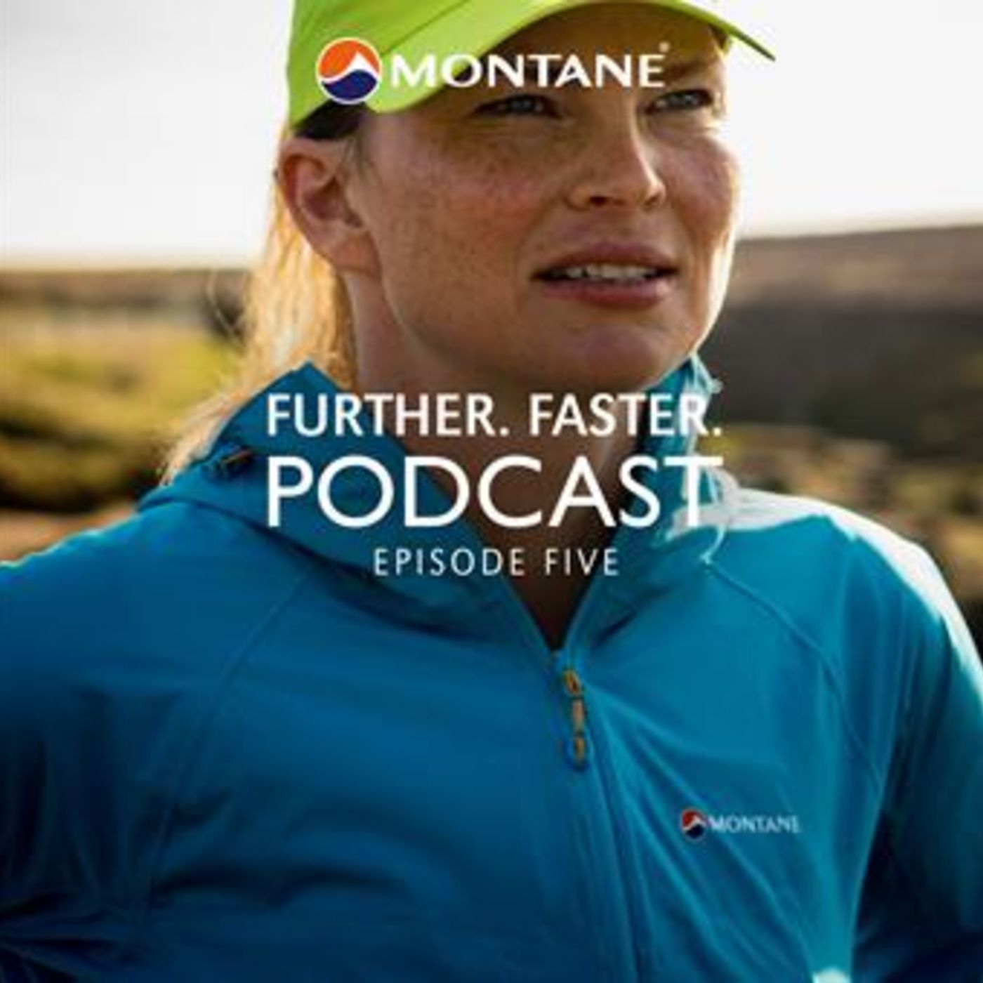 Further. Faster. Podcast Ep5 (Ultra running with Jen Scotney)