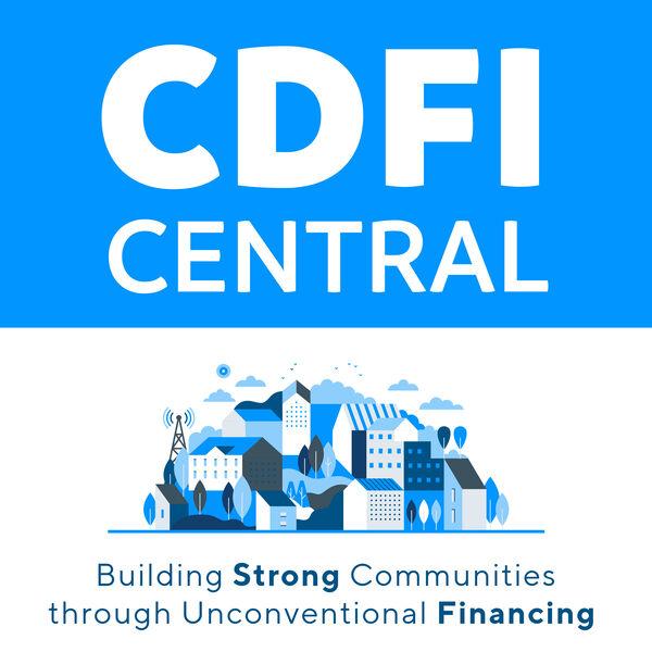 CDFI Central Podcast Artwork Image