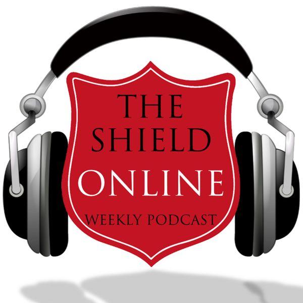 The Shield ONLINE Podcast Artwork Image