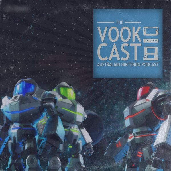 The Vookcast - Australia's Nintendo Podcast Podcast Artwork Image