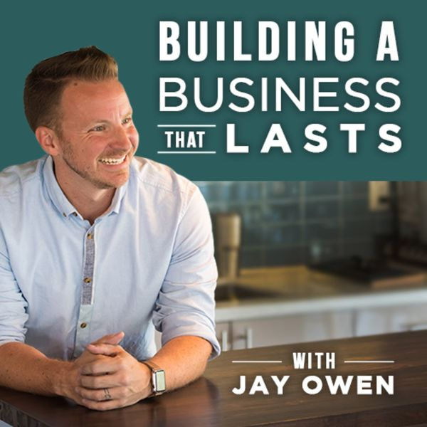 Building a Business that Lasts Podcast Artwork Image