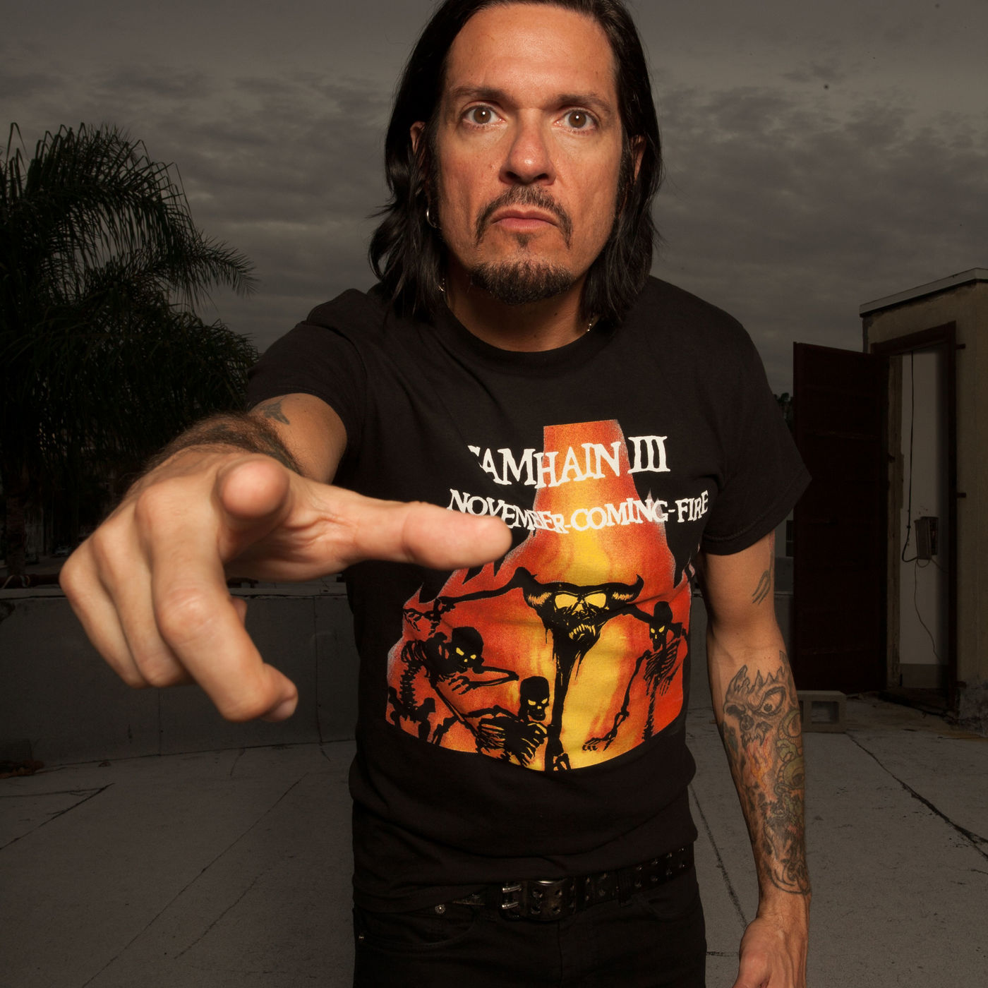 Tommy Victor of Prong: Danzig + Ministry + his own creative rebirth