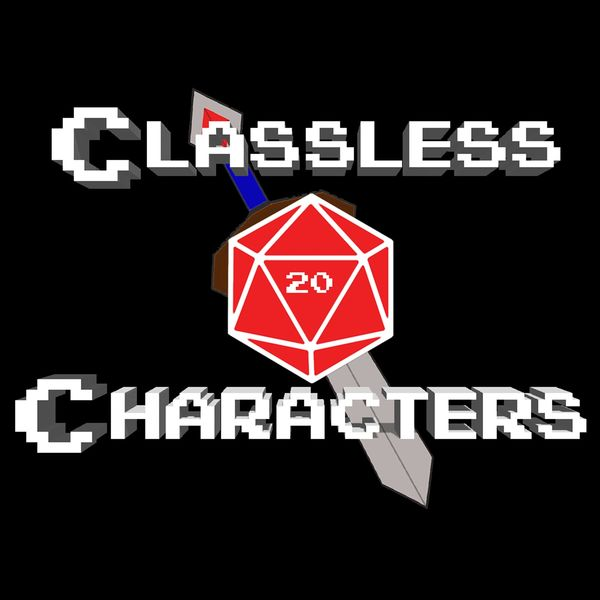 Classless Characters Podcast Artwork Image