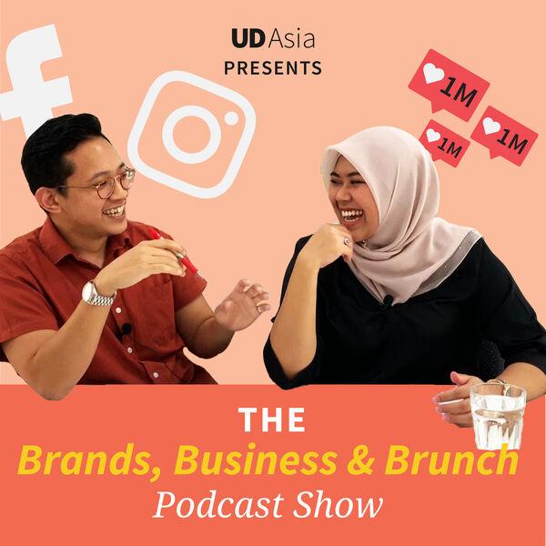 Brands, Business & Brunch Podcast Artwork Image