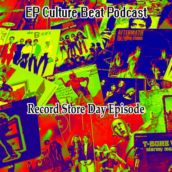 EP Culture Beat Podcast: Music, Art & You Podcast Artwork Image