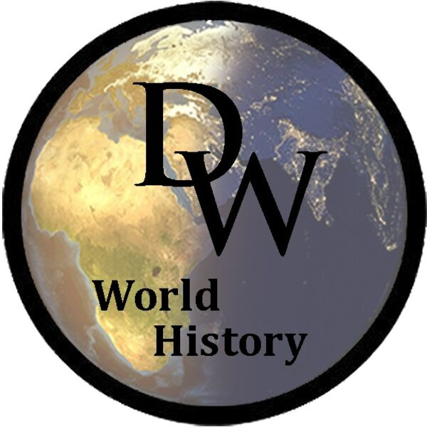 DW World History Podcast Artwork Image