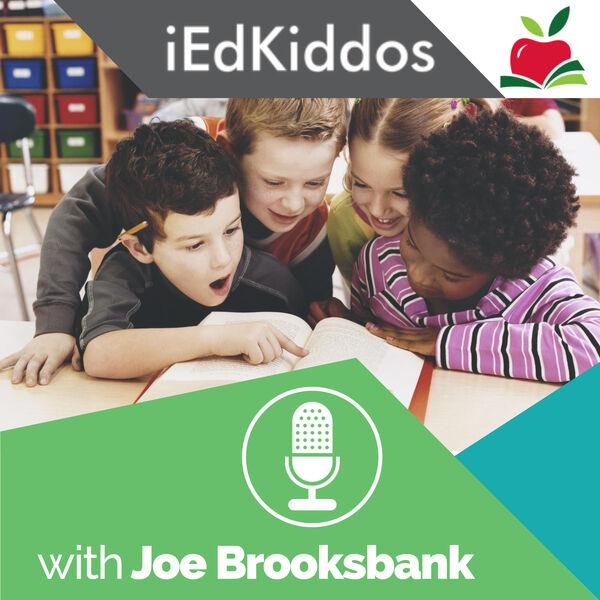 iEdKiddos Podcast Artwork Image
