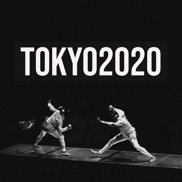 Tokyo 2020 Fencing Podcast Podcast Artwork Image