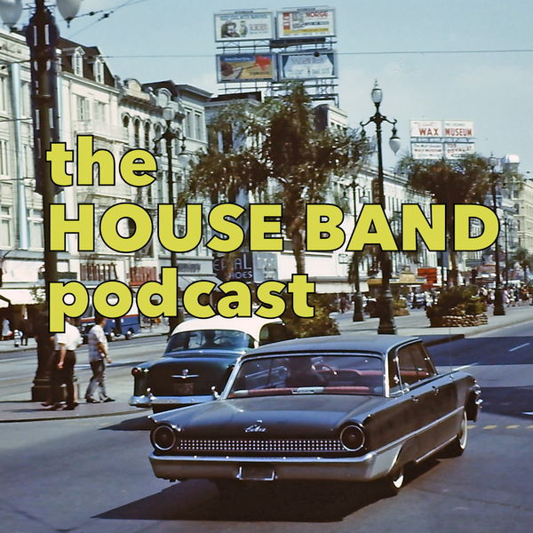 The House Band  Podcast Artwork Image