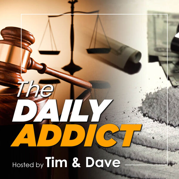 The Daily Addict : The Anti Drug war podcast Podcast Artwork Image