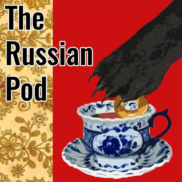 Russian Pod- Stories from Russia Podcast Artwork Image
