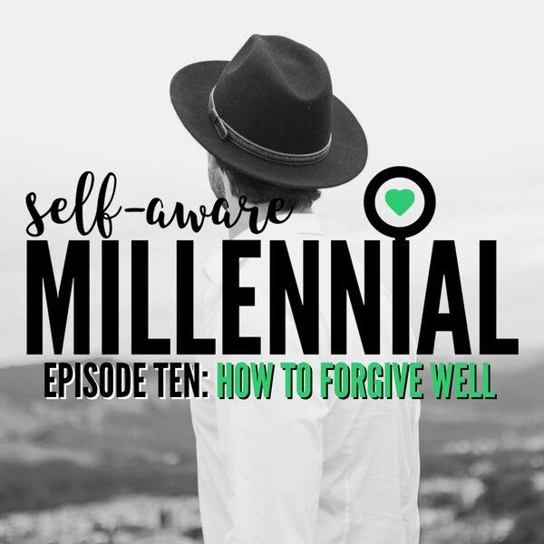 Self-Aware Millennial Podcast Artwork Image