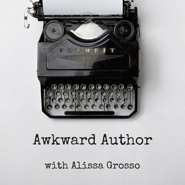Awkward Author Podcast Artwork Image