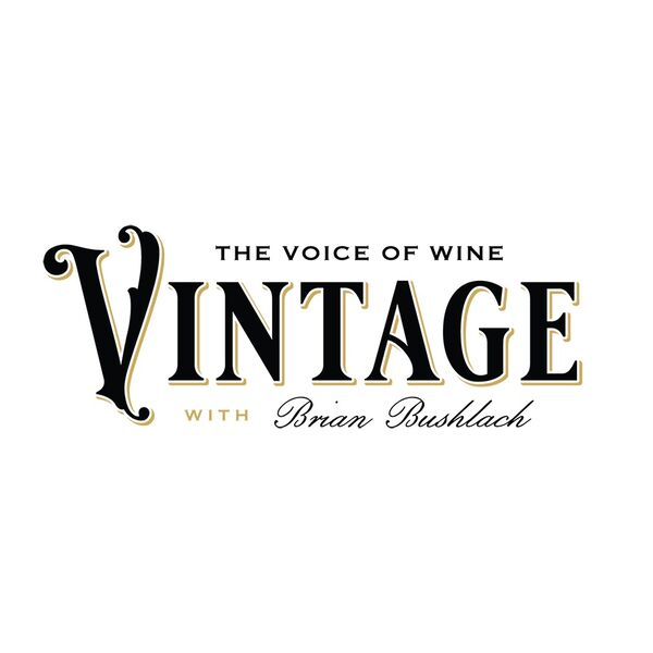 Vintage with Brian Bushlach Podcast Artwork Image