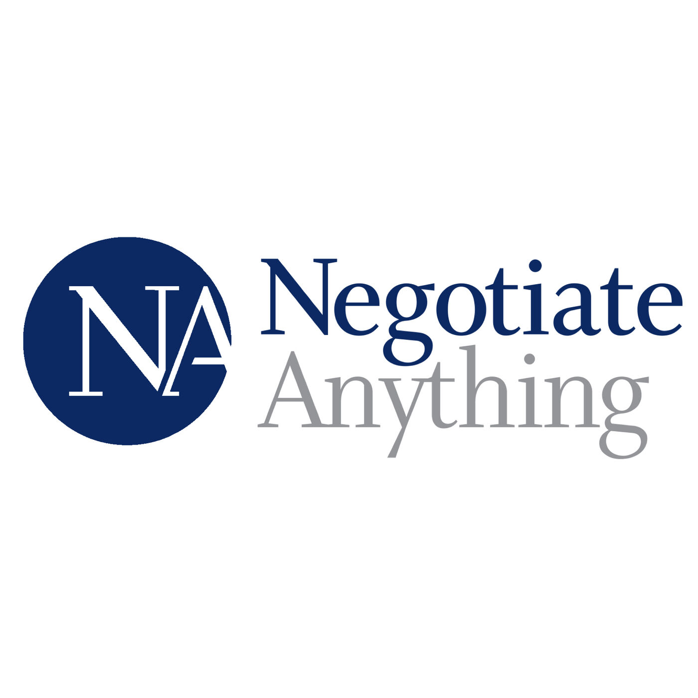 PODCAST Negotiate Anything podcast