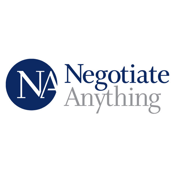 Negotiate Anything Podcast Artwork Image