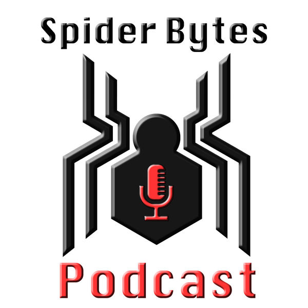 Spider Bytes Podcast Podcast Artwork Image