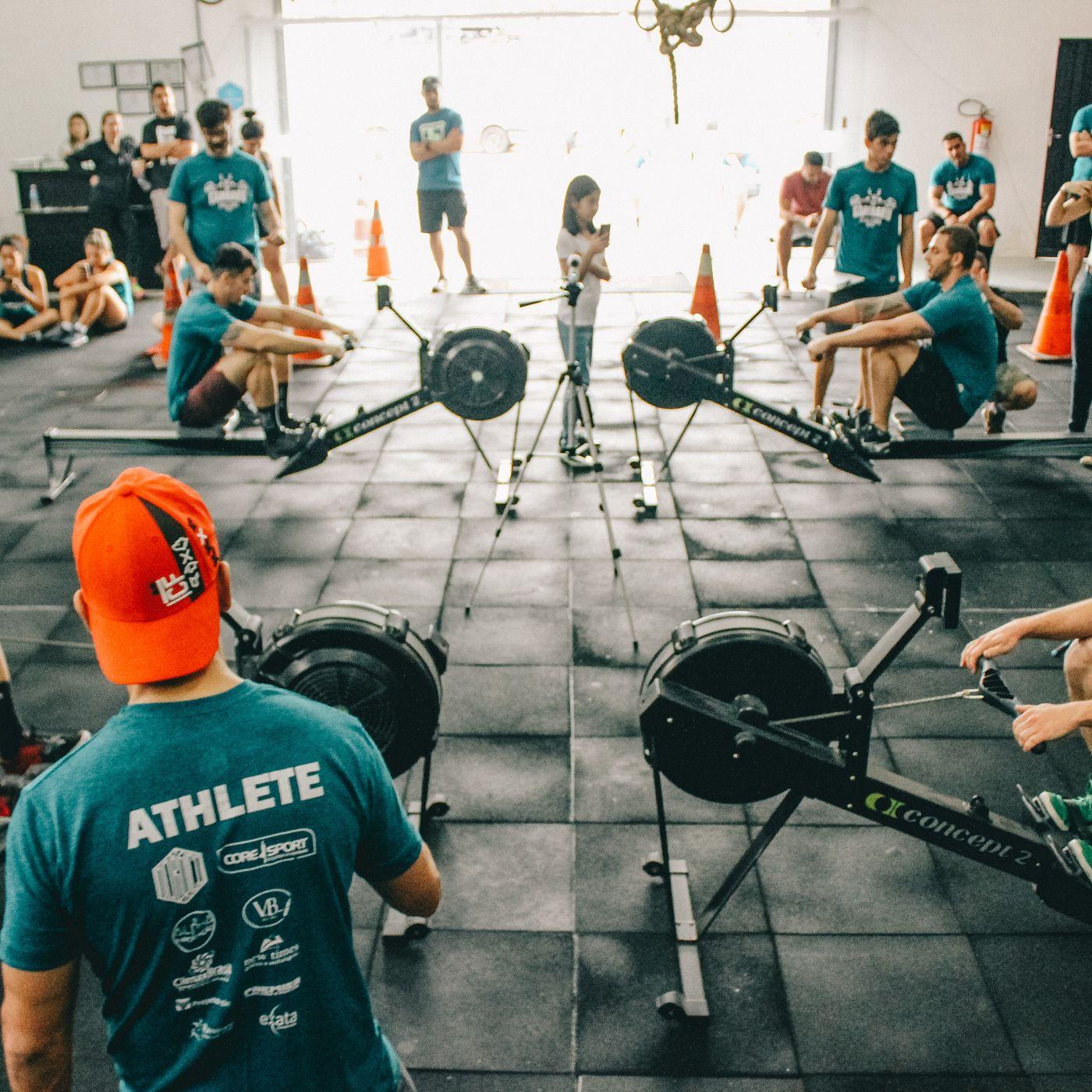 #18: 'CrossFit & fysioterapi - del 1' med Andreas Hessner
