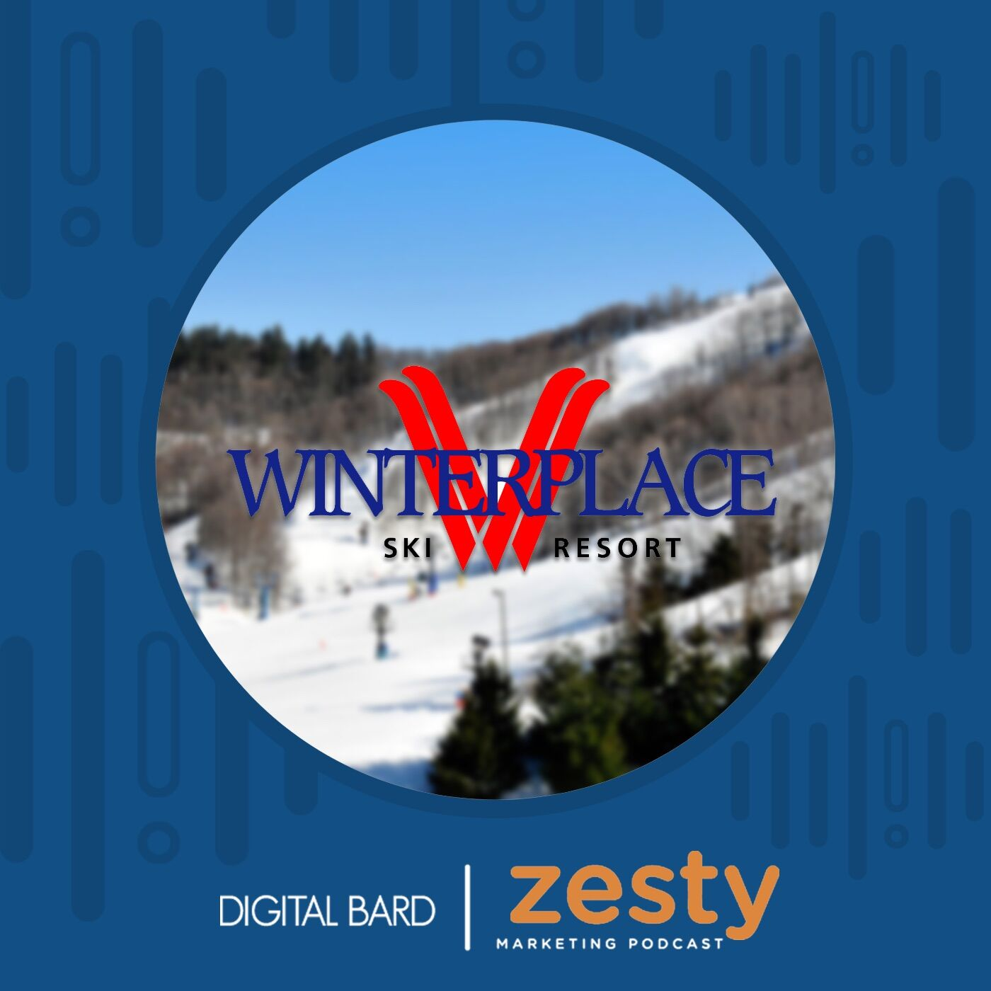 "zesty marketing podcast - winterplace ski resort ""warms"" guests to"