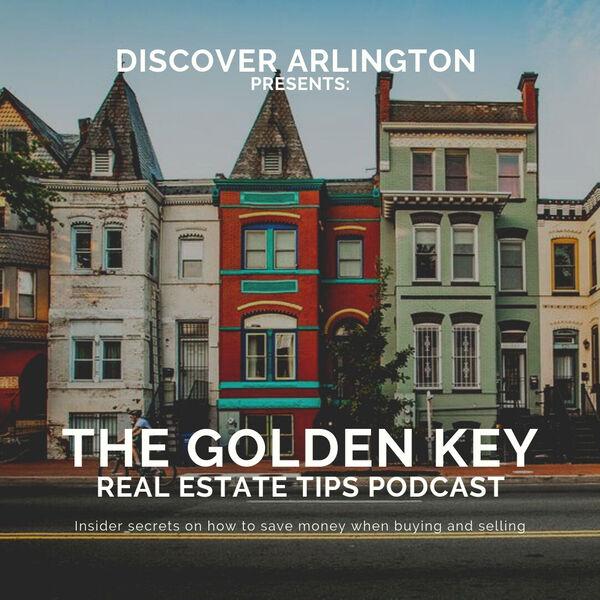 The Golden Key Real Estate Tips Podcast Podcast Artwork Image