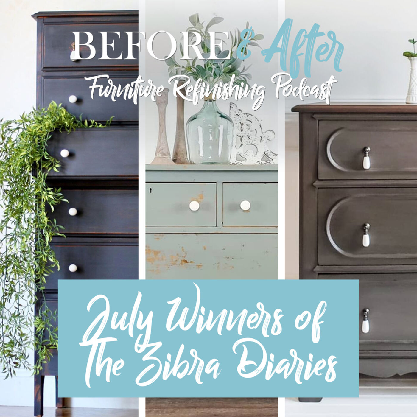 The Zibra Diaries July winners chat about their winning pieces