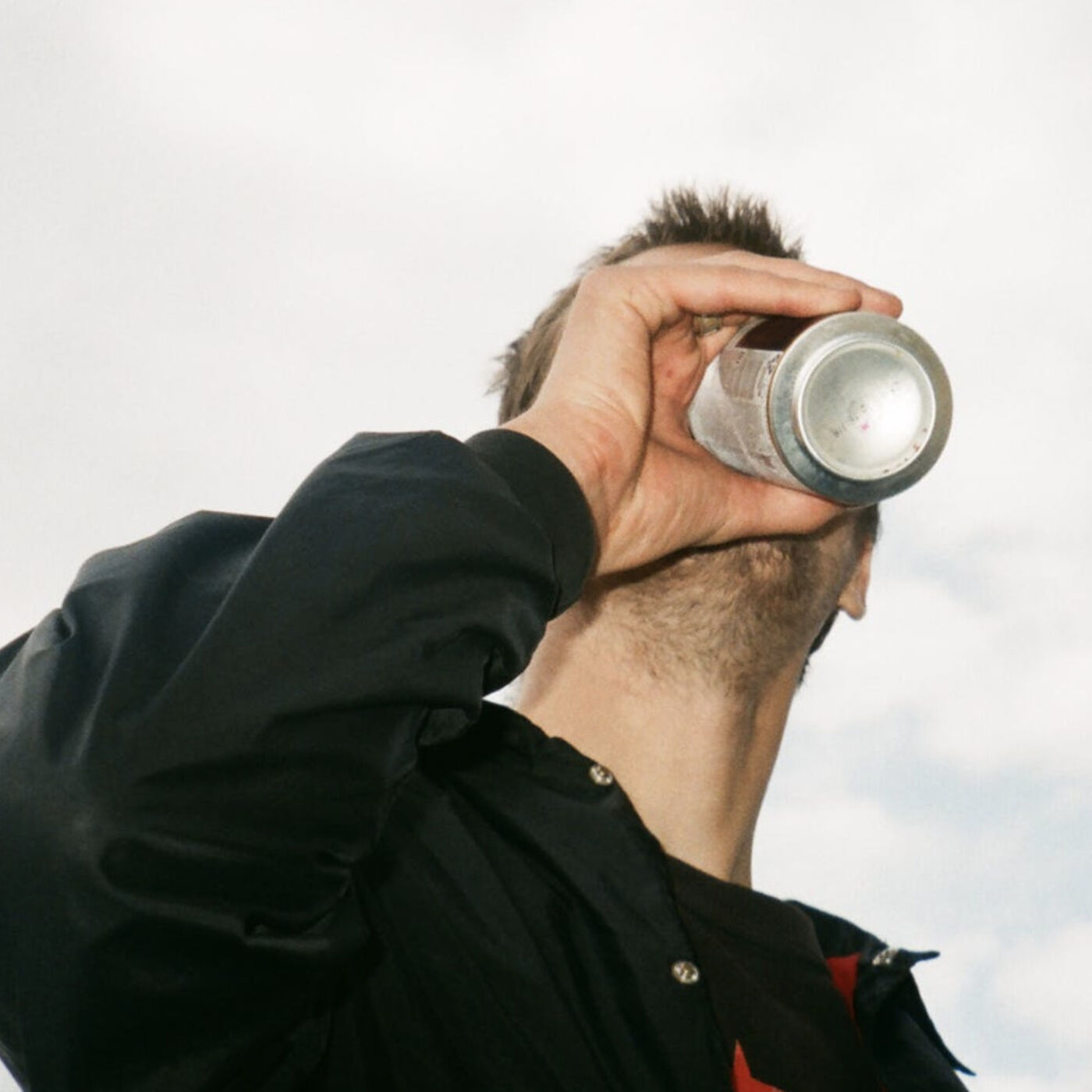 Drinking from a Can