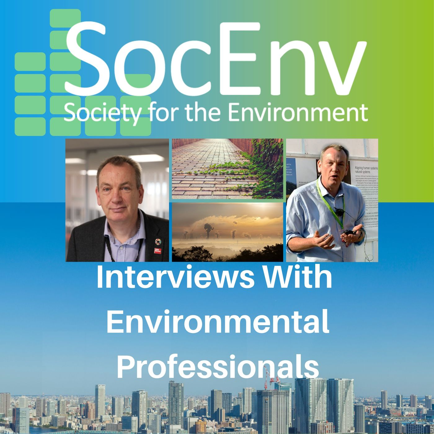 An Interview with Professor James Longhurst HonFSE CEnv