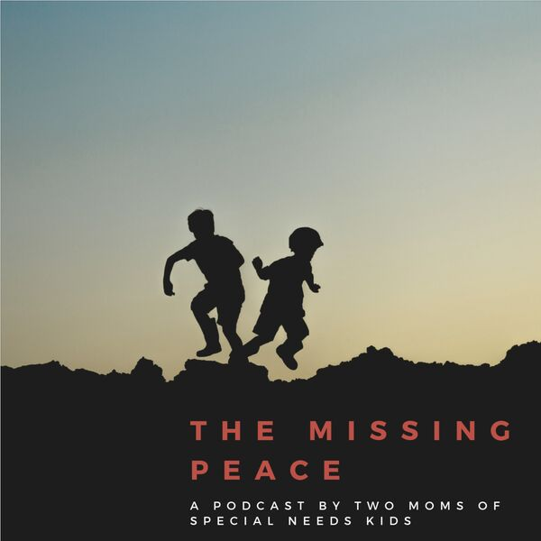 The Missing Peace Podcast Artwork Image