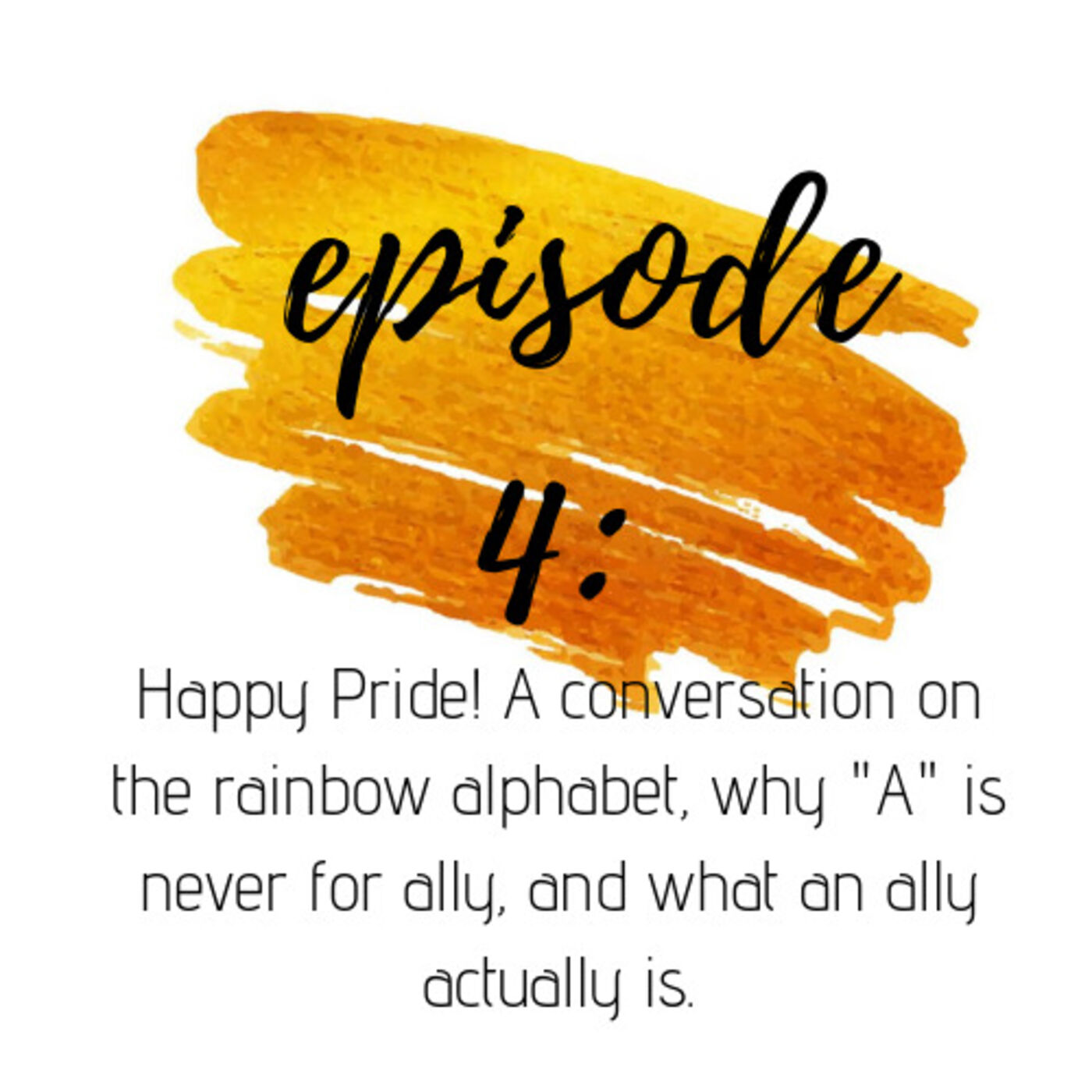 Let's Talk about Pride!