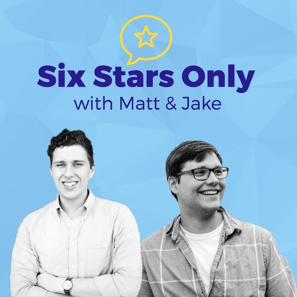 Six Stars Only Podcast Artwork Image