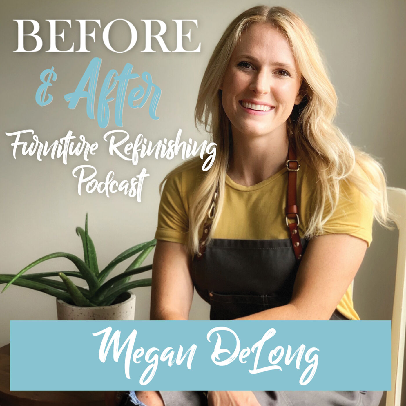 How to be a successful furniture refinisher in under two years: An interview with Megan DeLong of Meg Del Designs