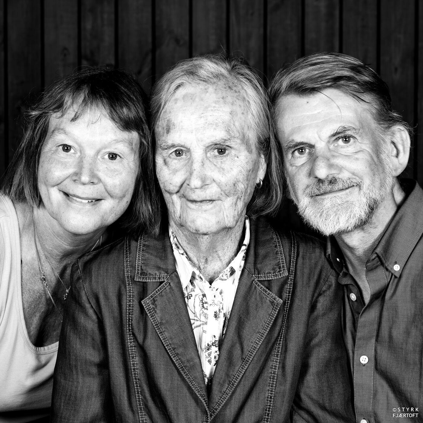 RUI-JENTENE: Arven etter Ingerine og Gurine