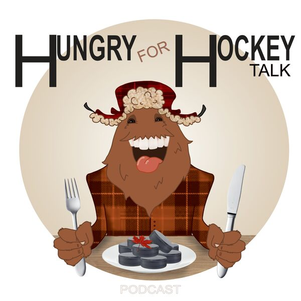 Hungry for Hockey Talk Podcast Podcast Artwork Image