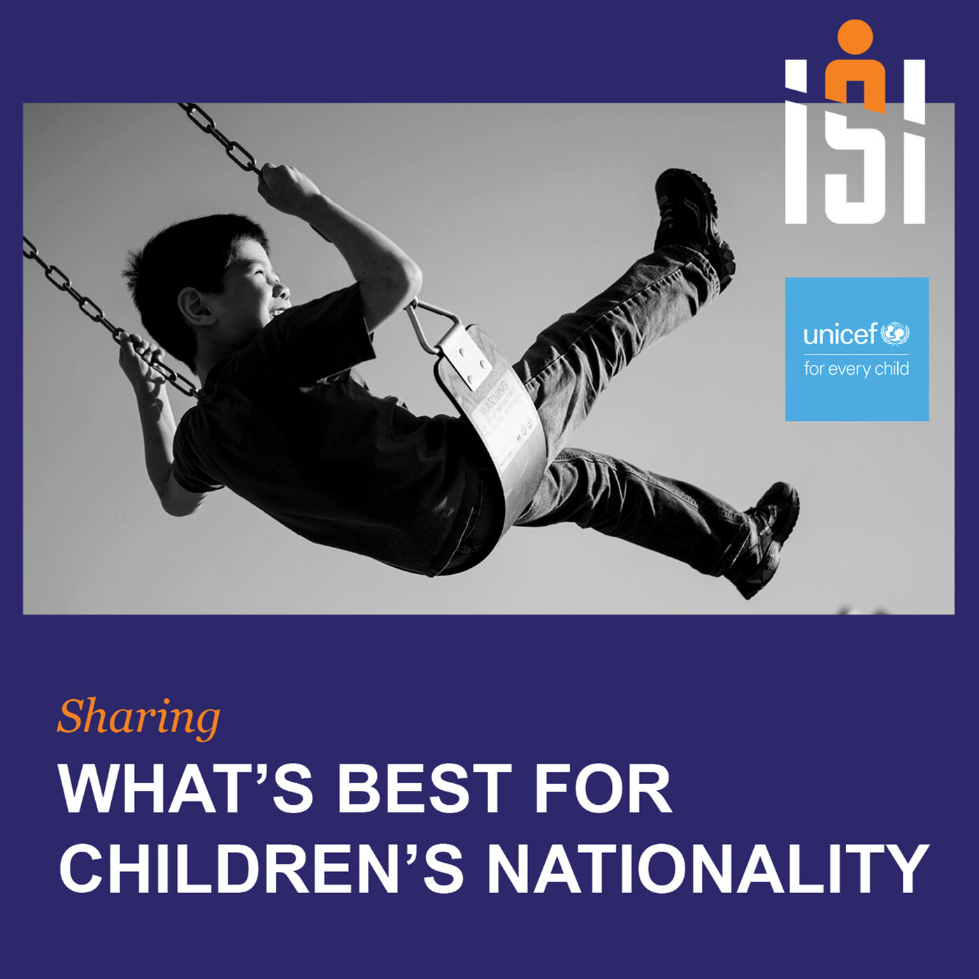 What's Best for Children's Nationality Podcast #6  Reflecting on what's best for children's nationality