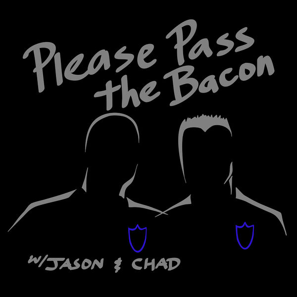 Please Pass the Bacon Podcast Artwork Image