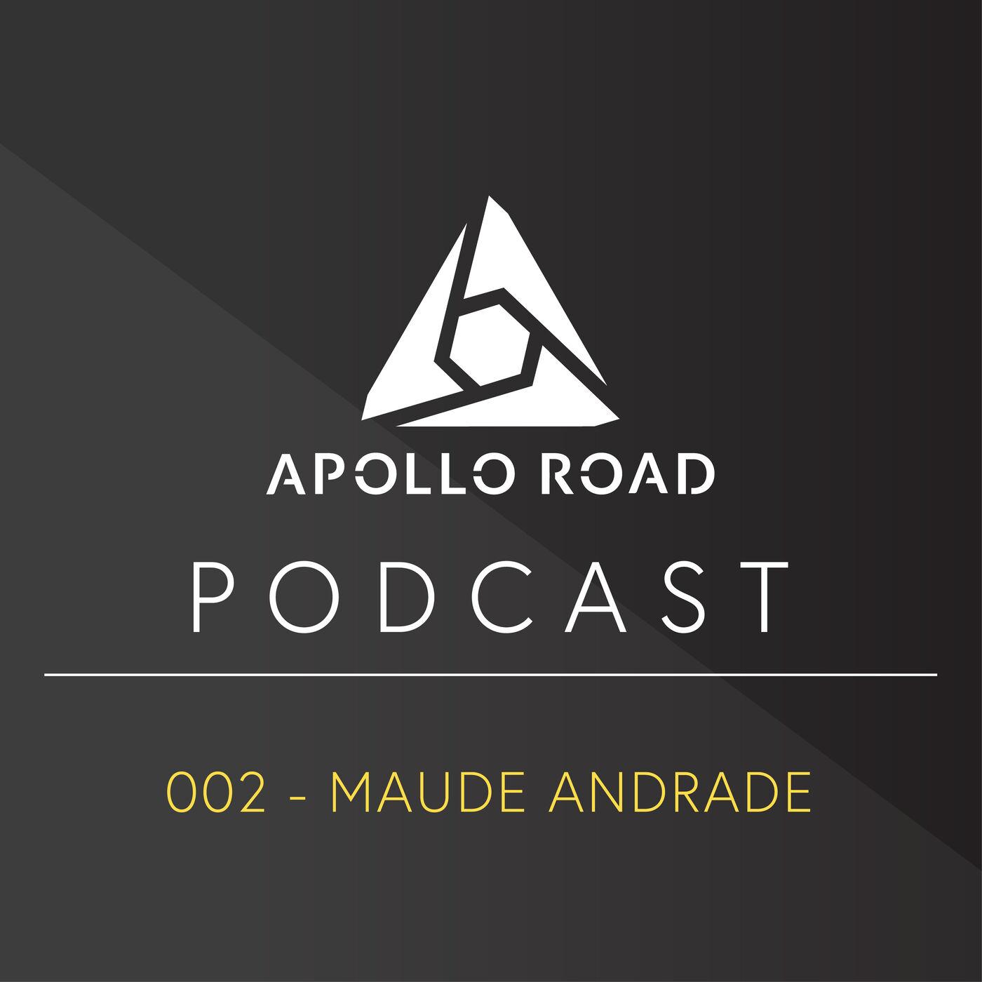 002 - Maude Andrade: Adaptable Creative Process