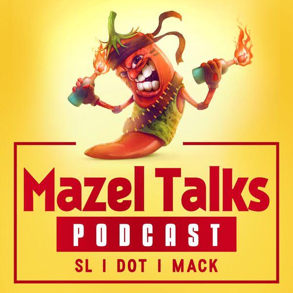 Mazel Talks Podcast Podcast Artwork Image