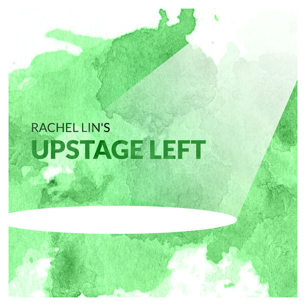 Upstage Left | Intimate Conversations with New York Theater Podcast Artwork Image