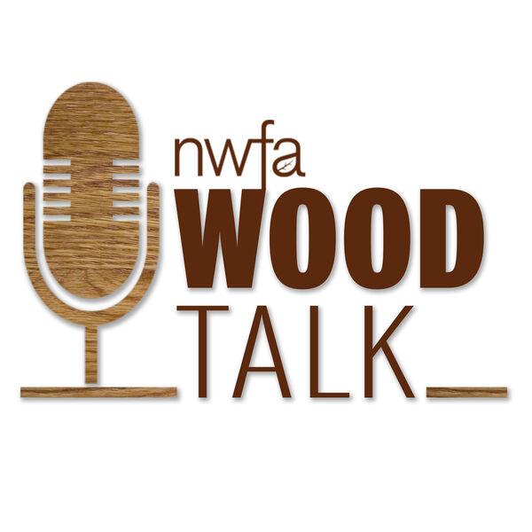 NWFA Wood Talk Podcast Artwork Image