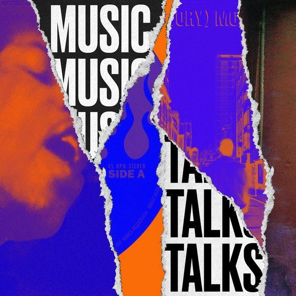 Music Talks  Podcast Artwork Image