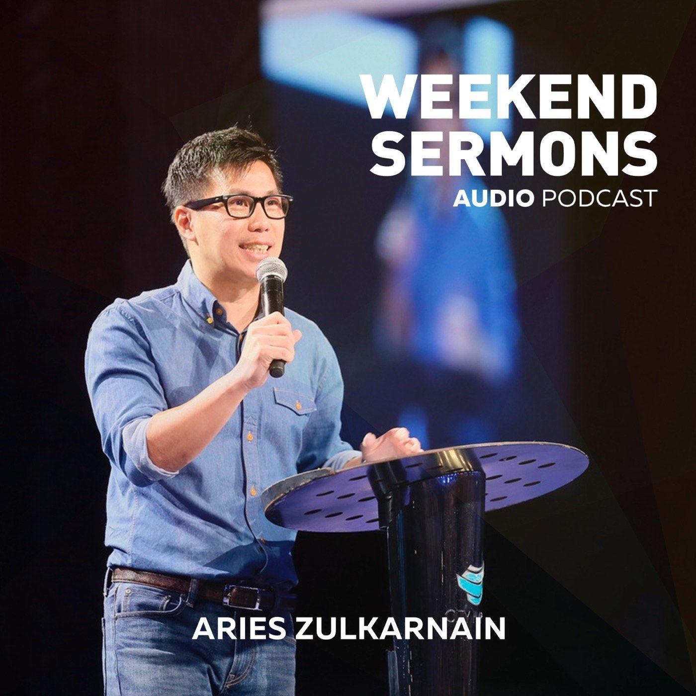 Aries Zulkarnain: Making Room For God – Selah