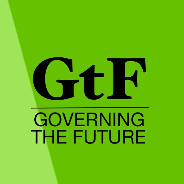 Governing the Future Podcast Artwork Image