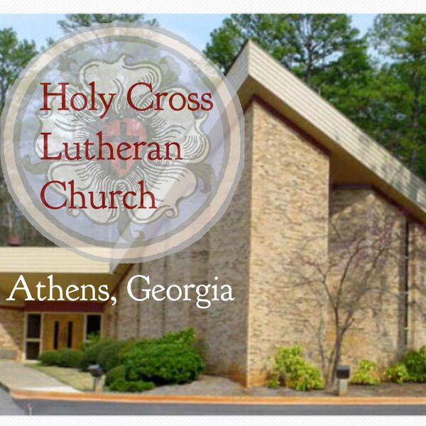 Talking About the Passion: Sermons from Holy Cross Lutheran Church Podcast Artwork Image